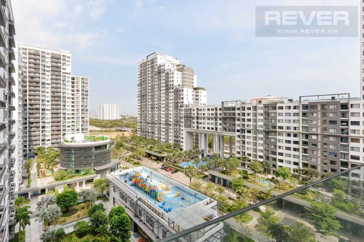 View căn hộ NEW CITY THỦ THIÊM Cho thuê căn hộ New City Thủ Thiêm 3PN, tầng 12, đầy đủ nội thất, view nội khu