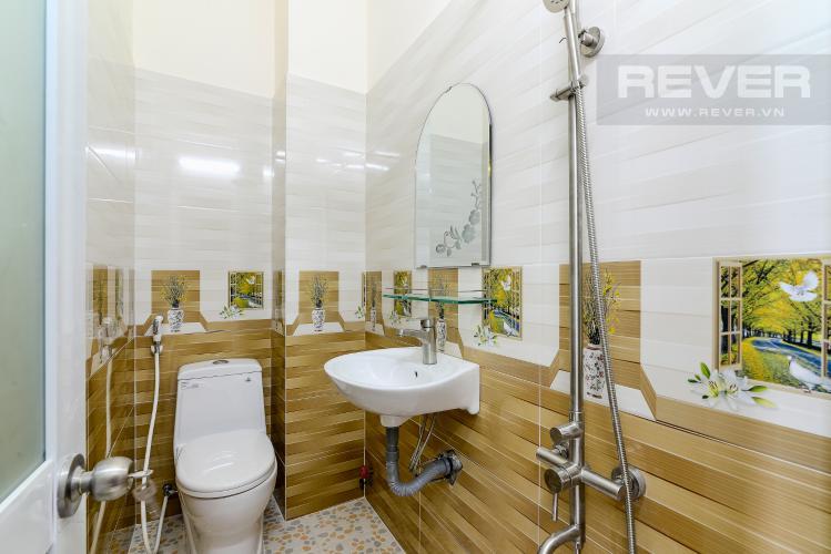 Phòng Tắm 3 Bán nhà phố đường nội bộ Bùi Quang Là, 2 tầng 4PN, nội thất cơ bản, diện tích sử dụng 150m2