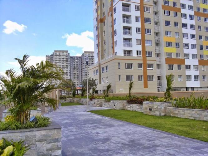 Building căn hộ Tropic Garden Căn hộ Tropic Garden tầng cao - nội thất cơ bản