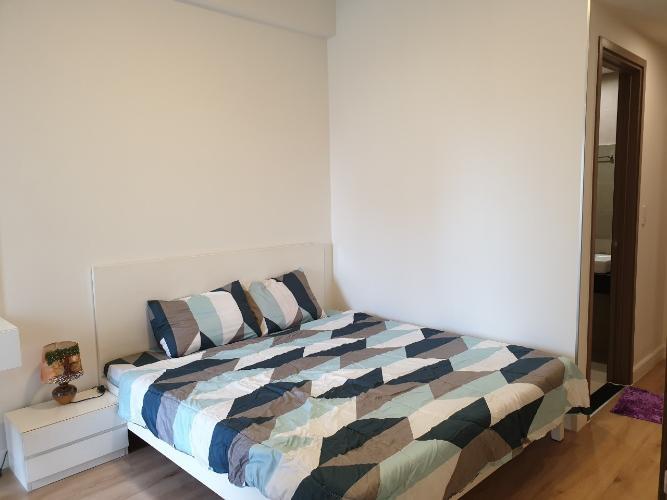 Phòng ngủ Galaxy 9, Quận 4 Căn hộ Galaxy 9 hướng Đông Nam, nội thất tiện nghi.