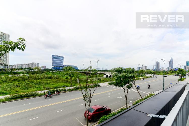 Khuôn Viên LakeView 1 Cho thuê văn phòng 2 tầng Thủ Thiêm Lakeview 5PN, mặt tiền đường Ven Hồ Trung Tâm, hoàn thiện mặt ngoài