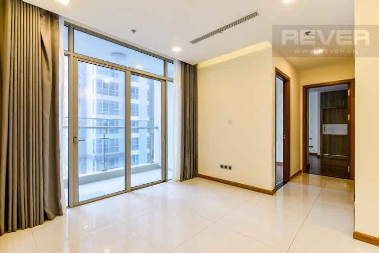 Phòng Khách Cho thuê căn hộ Vinhomes Central Park tháp Park 6, tầng cao, tiện ích đa dạng