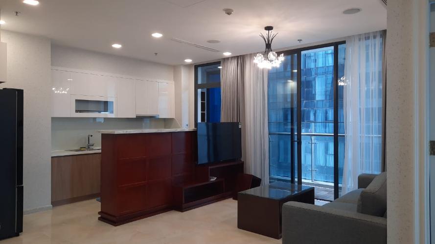 Cho thuê căn hộ Vinhomes Golden River 3PN, tháp The Aqua 2, đầy đủ nội thất, view kênh Thị Nghè