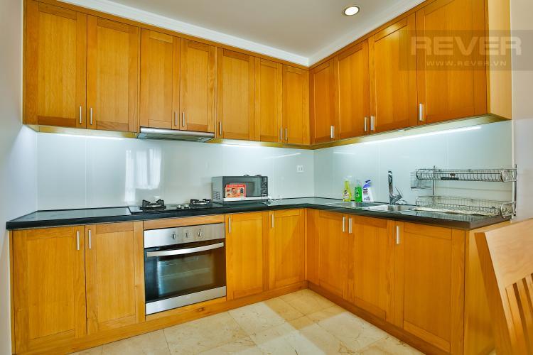 Bếp Căn hộ Saigon Pavillon 1PN đầy đủ nội thất