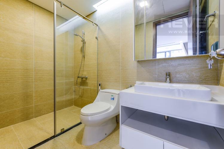 Phòng tắm 2 Căn hộ Vinhomes Central Park tầng cao, tháp Park 3, 3 phòng ngủ, view sông