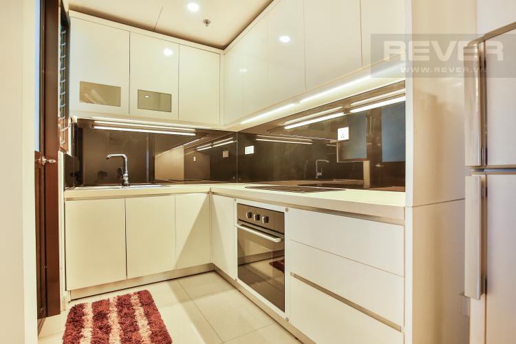 Bếp Căn hộ Celadon City tầng cao 2 phòng ngủ đầy đủ nội thất