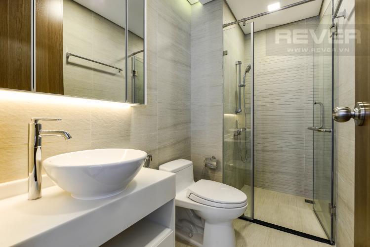 Phòng Tắm 2 Căn hộ Vinhomes Central Park 2 phòng ngủ, tầng trung P5, nội thất cơ bản