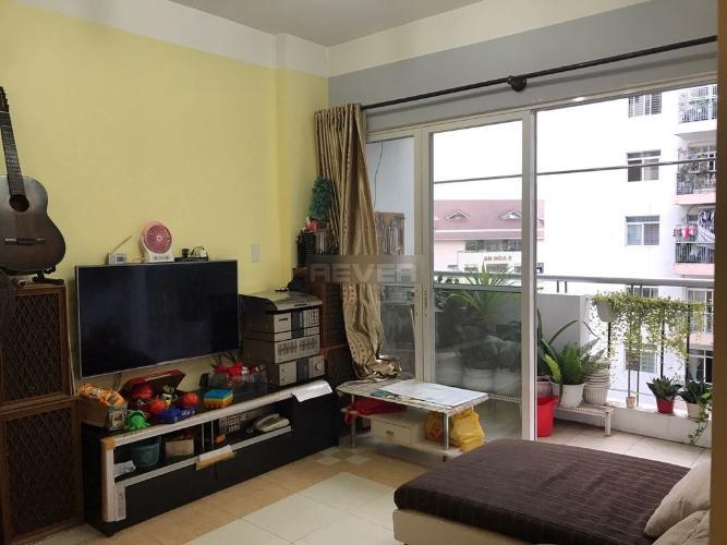 Căn hộ chung cư An Viên Apartment bàn giao đủ nội thất tiện nghi.