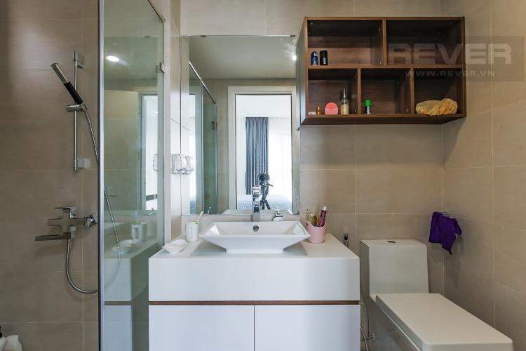 Phòng Tắm 1 Căn hộ Masteri Millennium tầng cao, 3PN, đầy đủ nội thất, view kênh Bến Nghé