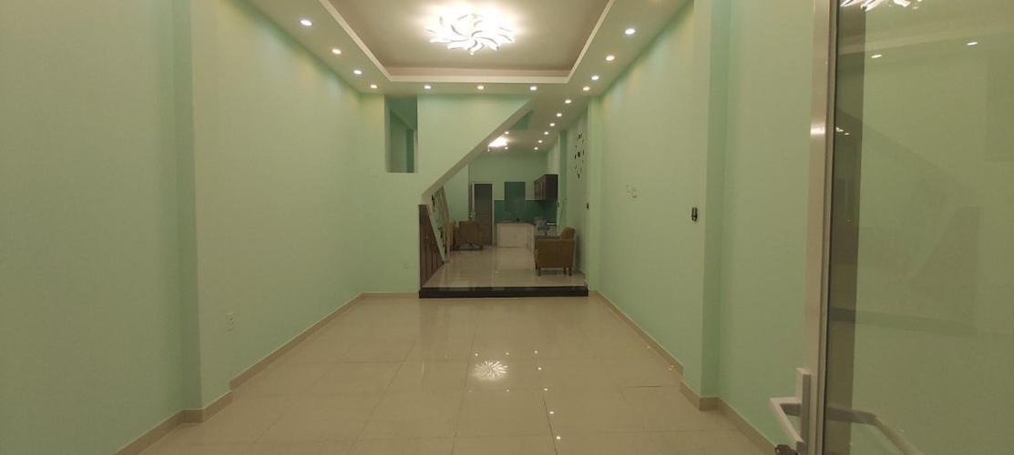 Bán nhà phố sổ hồng đầy đủ, nhà mới xây đường Nguyễn Lâm, Bình Thạnh