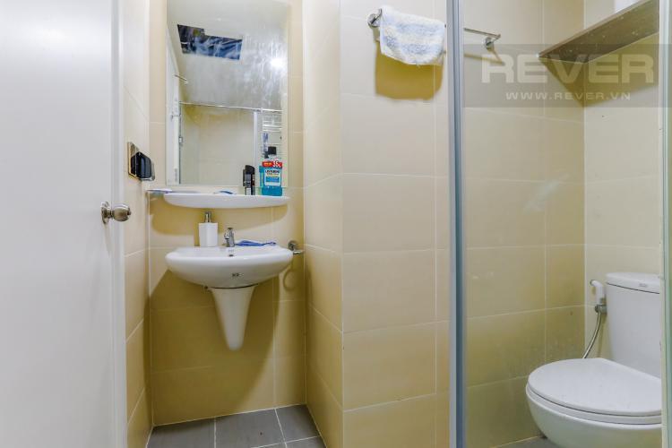 Phòng Tắm Căn hộ M-One Nam Sài Gòn 1 phòng ngủ tầng thấp T2 nội thất đơn giản