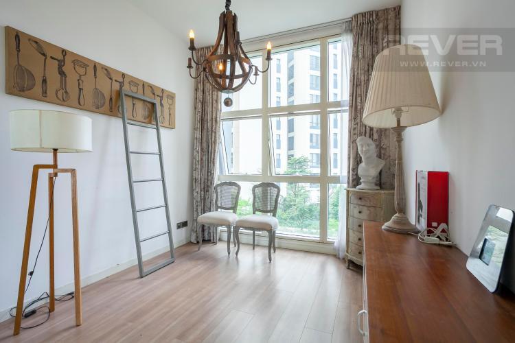 Phòng Ngủ 2 Căn hộ The Estella Residence 2 phòng ngủ tầng thấp T3B nội thất đầy đủ