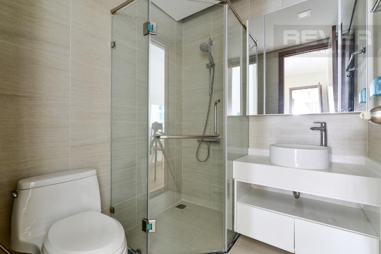 Phòng Tắm 2 Cho thuê căn hộ Vinhomes Central Park 4PN, đầy đủ nội thất, view trực diện sông Sài Gòn