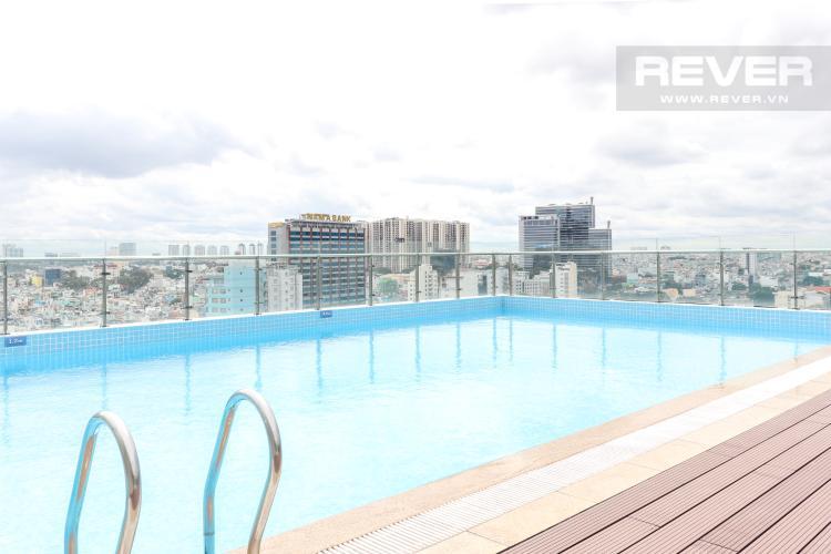 Hồ Bơi Cho thuê căn hộ Saigon Pavillon 3PN, diện tích 94m2, đầy đủ nội thất, view đường Bà Huyện Thanh Quan