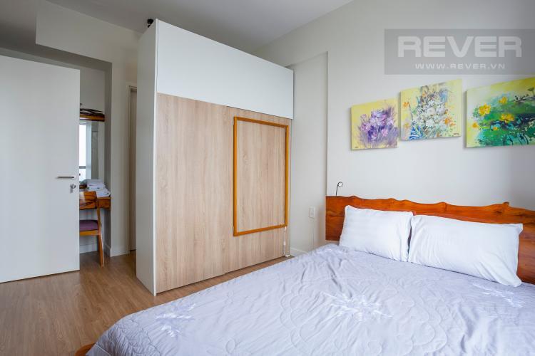 Phòng Ngủ 1 Căn hộ Masteri Thảo Điền 2 phòng ngủ tầng cao T5 hướng Đông Nam