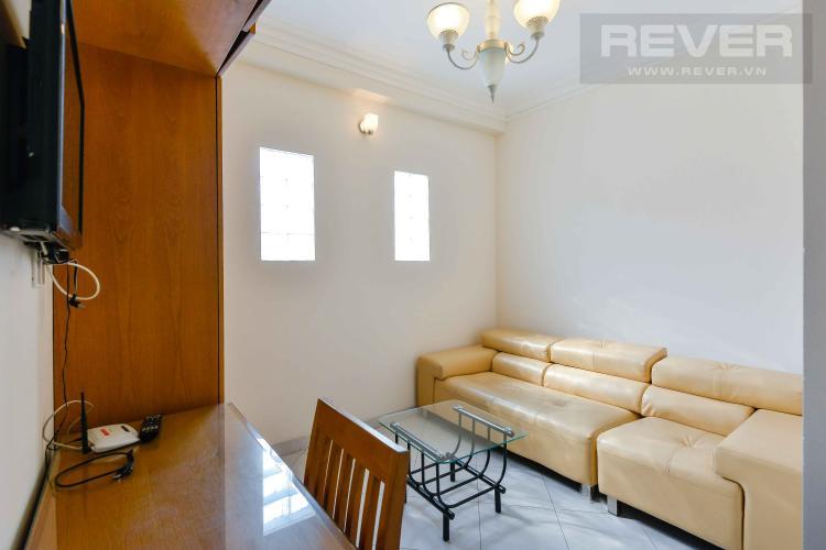 Cho thuê căn hộ dịch vụ 1PN, đường Xô Viết Nghệ Tĩnh, Bình Thạnh, đầy đủ nội thất, gần trung tâm Quận 1