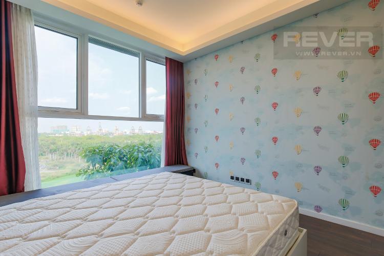 Phòng Ngủ 2 Cho thuê căn hộ Sarica Sala Đại Quang Minh 3PN, đầy đủ nội thất, view công viên mát mẻ