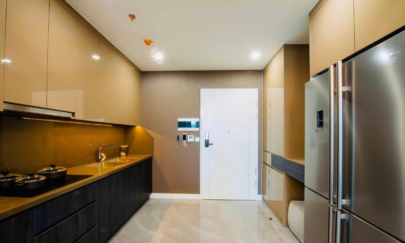 Phòng bếp Sunshine Diamond River, Quận 7 Căn hộ Sunshine Diamond River tầng thấp, nội thất cơ bản.
