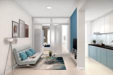 5 căn hộ Lexington Residence 3 phòng ngủ nổi bật trên Rever
