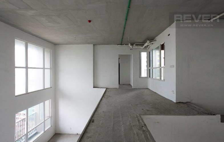 Tổng Quan Duplex Vista Verde 3 phòng ngủ tầng thấp T2 giao thô