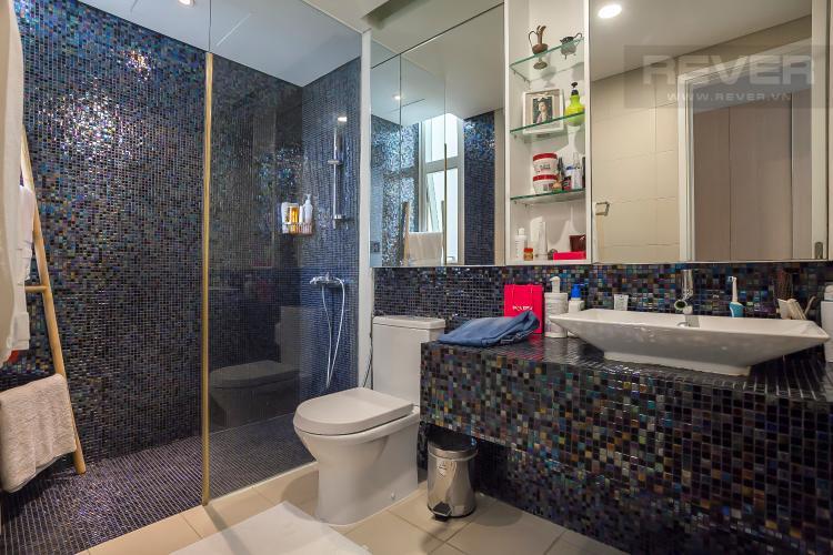 Phòng Tắm Căn hộ Estella Residence 3 phòng ngủ tầng thấp view hồ bơi