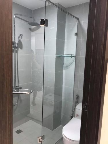 Phòng tắm căn hộ Saigon South Residence Căn hộ tầng cao đầy đủ nội thất Saigon South Residence, tiện ích cao cấp