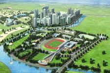 Quy hoạch chi tiết giai đoạn 1 dự án Saigon Sports City