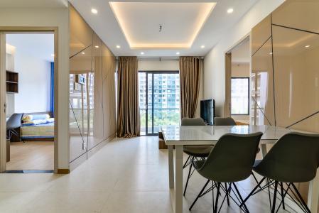 Bán căn hộ New City Thủ Thiêm 2PN 2WC, đầy đủ nội thất, view hồ bơi nội khu