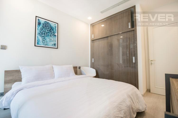 Phòng Ngủ 1 Officetel Vinhomes Golden River 1 phòng ngủ tầng trung A2 view sông