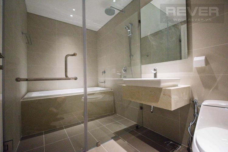 Toilet 2 Cho thuê căn hộ Diamond Island - Đảo Kim Cương 3PN tầng thấp tháp Canary, view sông và view tiện ích nội khu