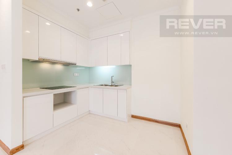 Bếp Căn hộ Vinhomes Central Park 2 phòng ngủ tầng cao C3 nhà trống