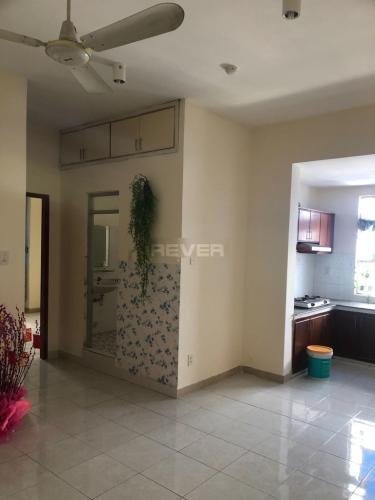 Căn hộ chung cư Ngô Gia Tự, tầng thấp, view đường Hòa Hảo.