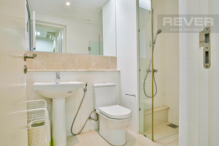 Toilet 1 Căn hộ Estella An Phú tầng trung, view đẹp, thiết kế sang trọng