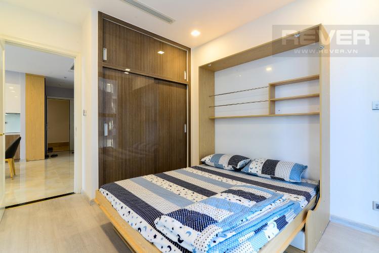 Phòng Ngủ 3 Bán căn hộ Vinhomes Golden River 3PN, đầy đủ nội thất, view sông