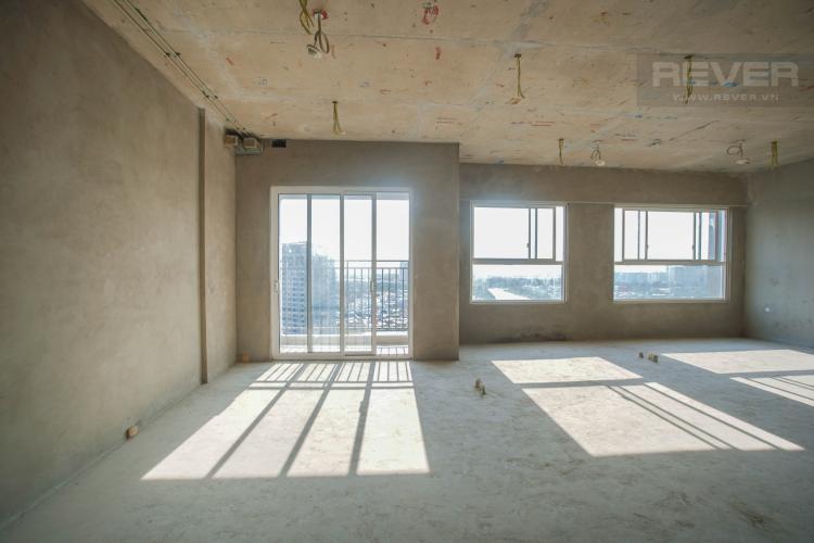 Bán căn hộ Sunrise Riverside 2PN, diện tích 70m2, bàn giao thô, view sông và đường Nguyễn Hữu Thọ