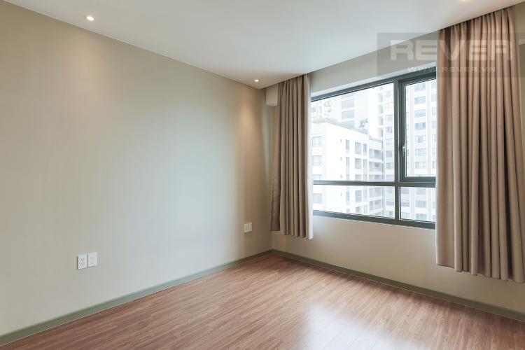 Phòng Ngủ 1 Căn hộ The Gold View tầng cao, tháp B, 2 phòng ngủ, view sông