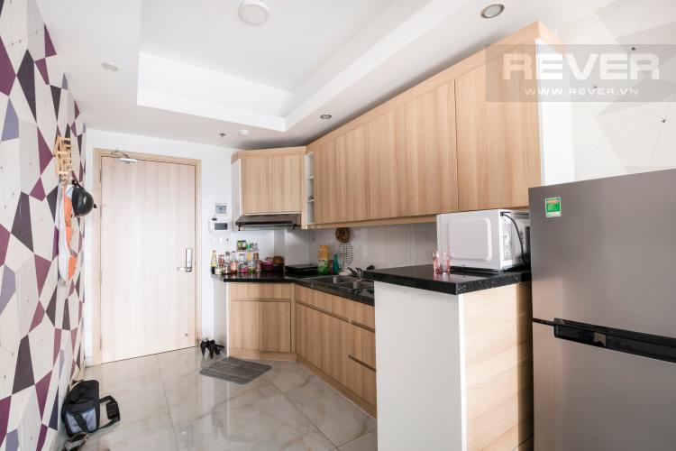 Bếp Căn hộ Homyland 2 tầng cao 2 phòng ngủ đầy đủ nội thất