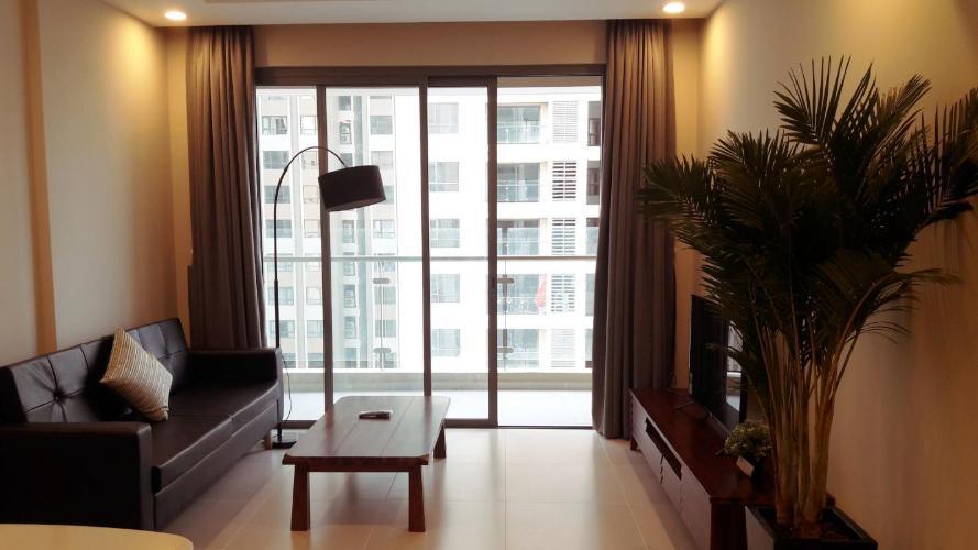 Bán căn hộ The Gold View 2PN, diện tích 78m2, đầy đủ nội thất, hướng cửa Tây Bắc
