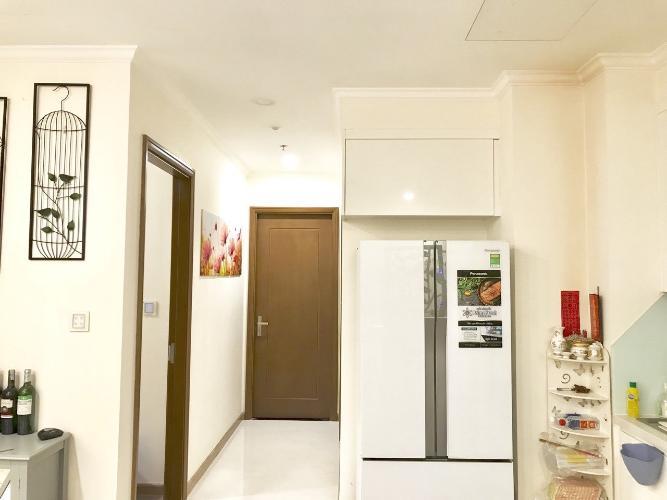 Phòng bếp căn hộ Vinhomes Central Park Cho thuê căn hộ Vinhomes Central Park 2PN, tháp Landmark 6, diện tích 78m2, đầy đủ nội thất