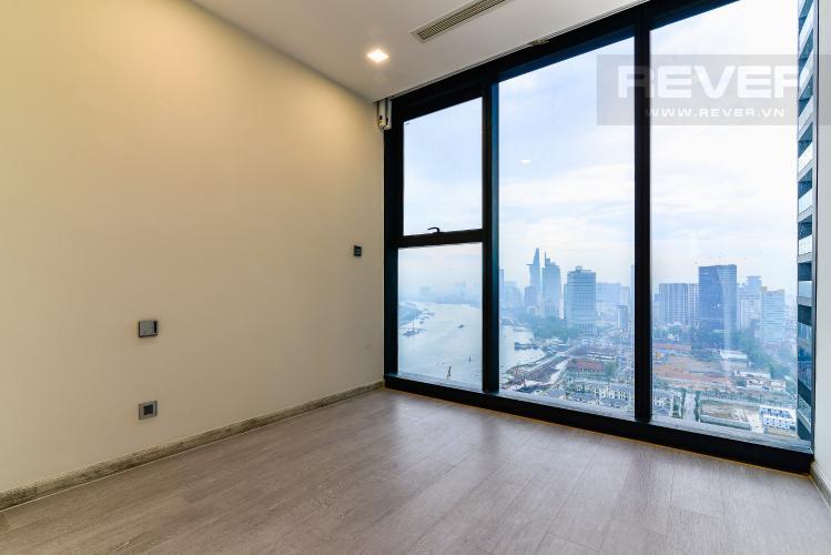 Phòng Ngủ 2 Căn hộ Vinhomes Golden River 2 phòng ngủ tầng cao A2 view sông