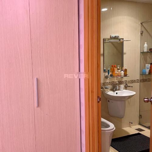 Phòng tắm Saigonres Plaza, Bình Thạnh Căn hộ Saigonres Plaza hướng Tây Bắc, nội thất cao cấp.