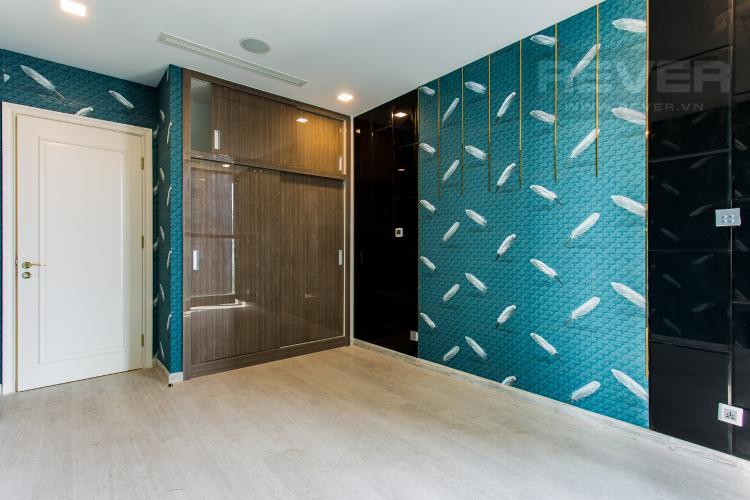 Phòng Ngủ Căn hộ Vinhomes Golden River 1 phòng ngủ tầng cao A1 hướng Tây Nam