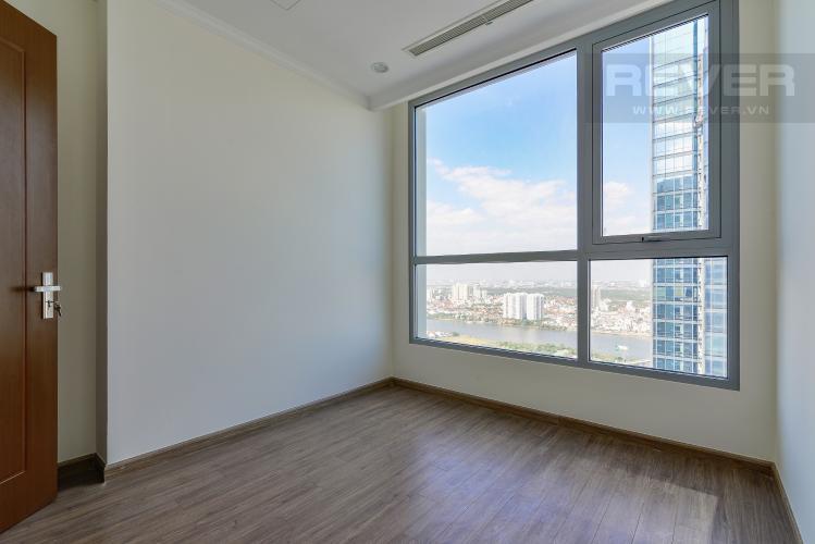 Phòng Ngủ 3 Cho thuê căn hộ Vinhomes Central Park 3PN và 2WC, nội thất cơ bản, view nội khu