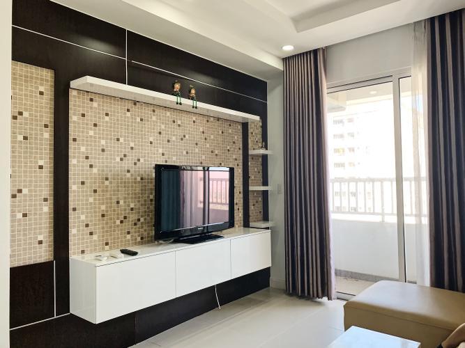 Phòng khách căn hộ LEXINGTON RESIDENCE Bán hoặc cho thuê căn hộ Lexington Residence 3PN, tầng cao, tháp LA, đầy đủ nội thất, view nội khu