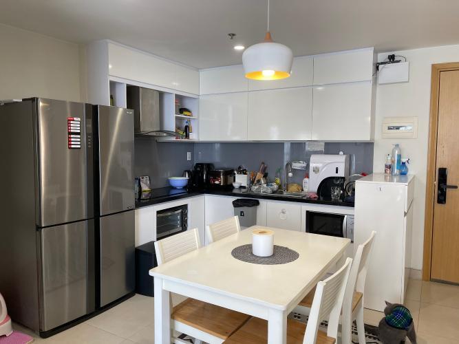 Phòng bếp , Căn hộ Masteri Thảo Điền , Quận 2 Căn hộ Masteri Thảo Điền tầng cao view nội khu yên tĩnh, nội thất đầy đủ.