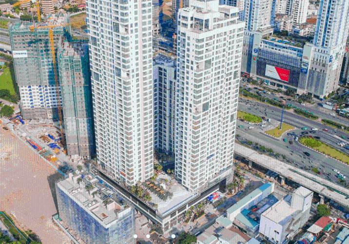 Gateway Thảo Điền Căn hộ Gateway Thảo Điền tầng cao, view thành phố thoáng mát.