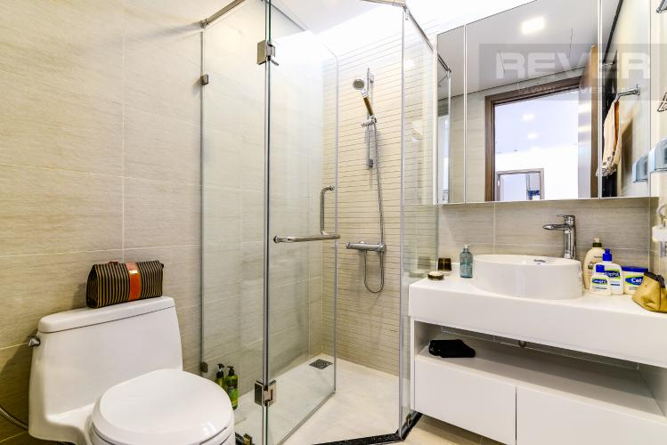 Phòng Tắm 1 Căn hộ Vinhomes Central Park 2 phòng ngủ tầng cao P4 view sông