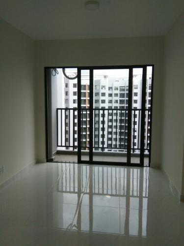 Ban công căn hộ Safari Khang Điền Cho thuê căn hộ Safira Khang Điền tầng trung, 2 phòng ngủ, diện tích 67.23m2.