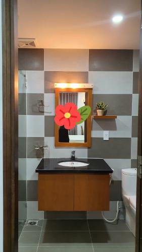 nhà vệ sinh căn hộ Sunrise City Căn hộ Sunrise City nội thất đầy đủ tiện nghi, thiết kế hiện đại.