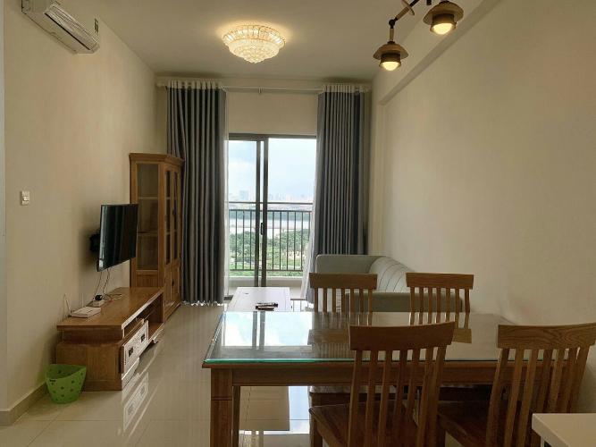 không gian nhà Căn hộ The Sun Avenue Cho thuê căn hộ nội thất đầy đủ, view thành phố The Sun Avenue